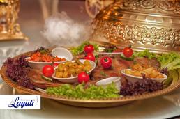 Marokkaanse keuken Dal3a catering