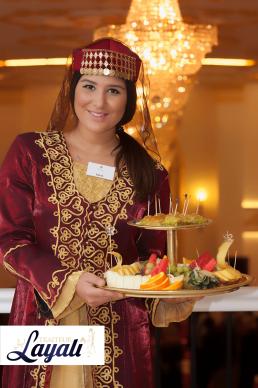 Turkse catering turks fruit