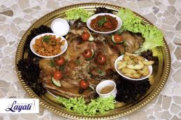 Marokkaanse keuken Dal3a