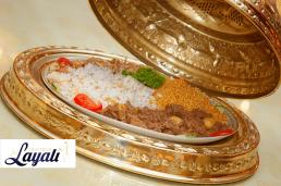 Turkse catering tajine