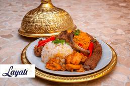 Turkse catering turks eten